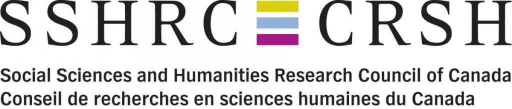 Logo for the Social Sciences and Humanities Research Council of Canada