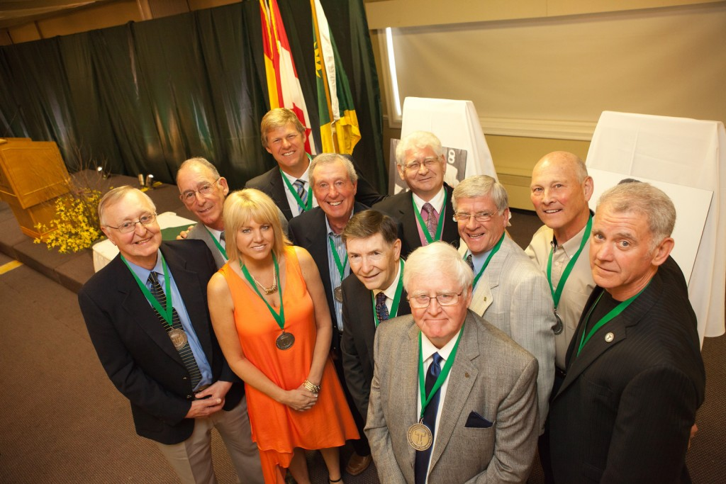 2012 Sports Wall of Fame gallery