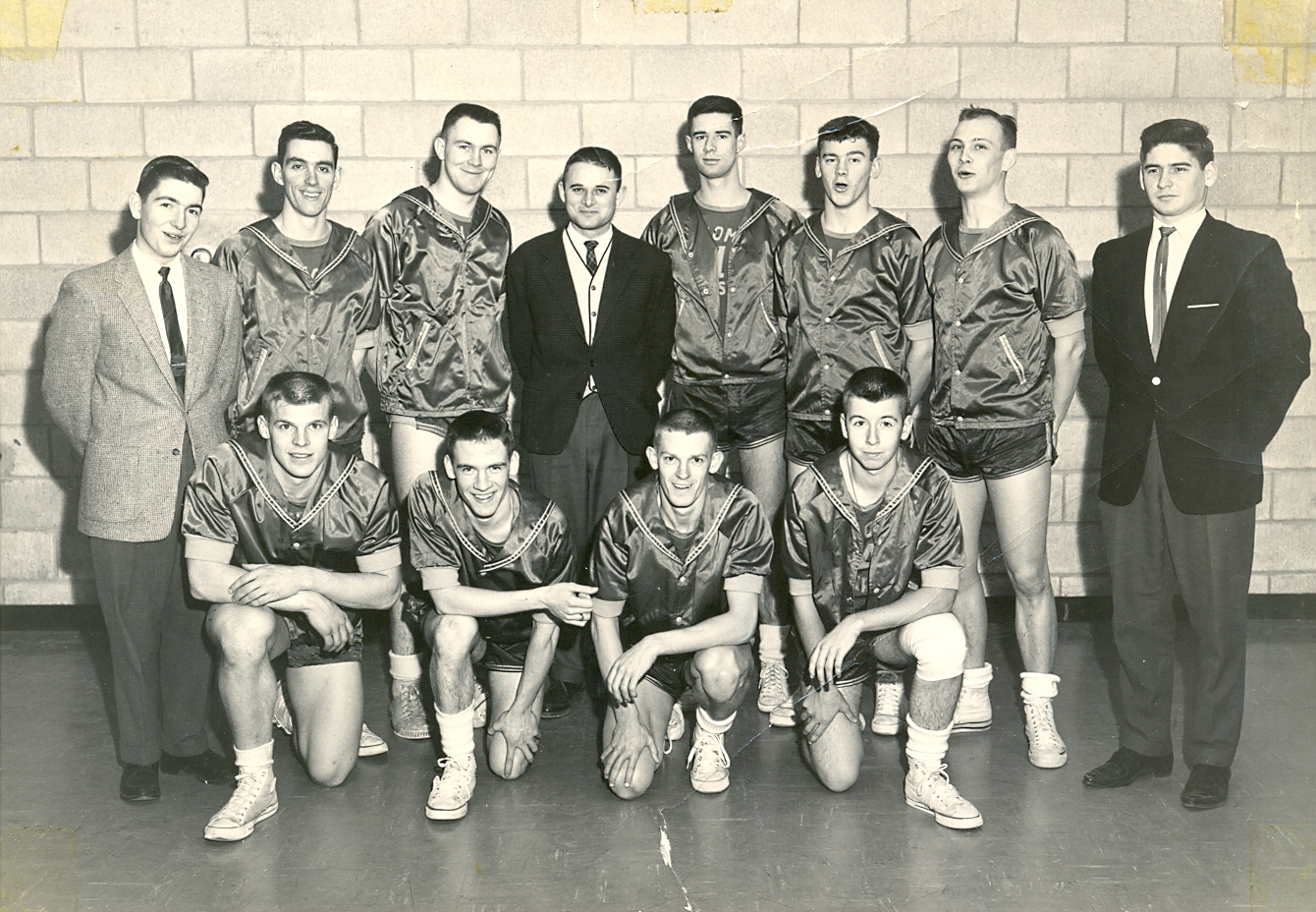 Men's Basketball Team (1962-1965)