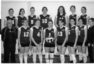St. Thomas Tommies Women's Volleyball Teams (2000-2007)