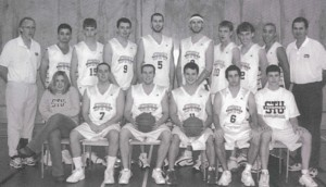 Men's Basketball Team 2003-2004