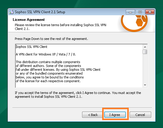 Sophos Ssl Vpn Adapter Driver Windows Xp