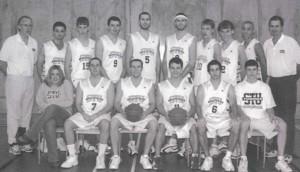 Men's Basketball Team 2003-2004